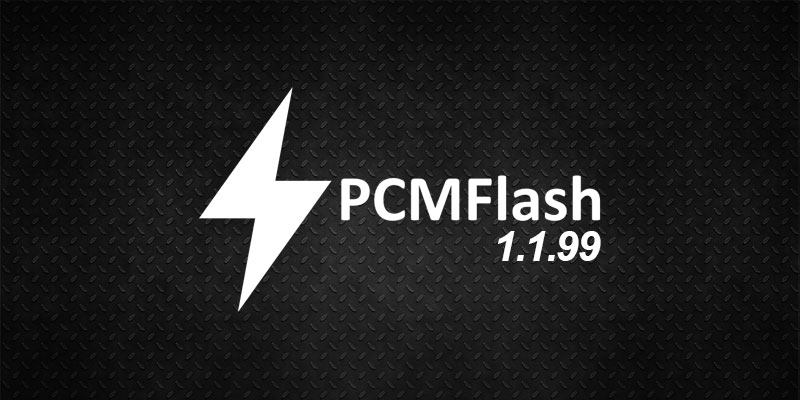 Finally PCMFlash 1 1 99 is here! | TuningToolShop